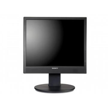Monitoare LCD Sony SDM-75F, 1280 x 1024, 17 inci, 12 ms Monitoare Second Hand