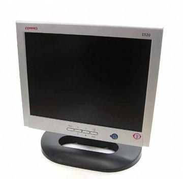 Monitoare Second Hand Compaq 1520, 15 inch LCD, VGA, 1024 x 768 Monitoare Second Hand
