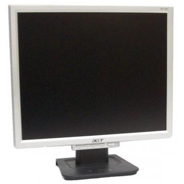 Monitor Acer Al1706, LCD 17 inci, 1280 x 1024, VGA Monitoare Second Hand