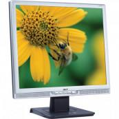 Monitor Acer AL1917, 19 inci, 1280 x 1024, 8ms, VGA, 16.2 milioane de culori, Fara picior, Second Hand Monitoare cu Pret Redus