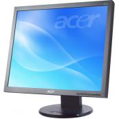 Monitor Acer B173, 17 inch LCD, 1280 x 1024 dpi, 16,2 milioane de culori Monitoare Second Hand