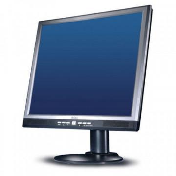 Monitor Belinea 2080, 20 inch, 8ms, 1600x1200, VGA, DVI, 16.7 milioane de culori, Grad A-