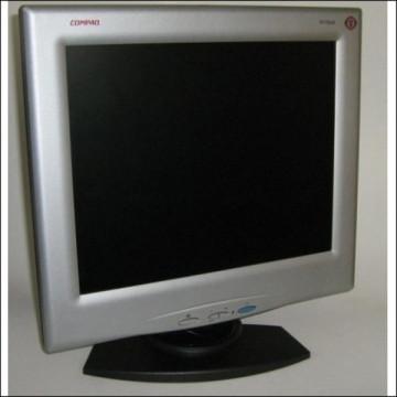 Monitor COMPAQ 7020, LCD, 17 inch, 1280 x 1024, VGA, DVI, Grad A- Monitoare cu Pret Redus