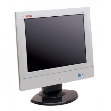 Monitor COMPAQ TF5015, LCD, 15 inch, 1024 x 768, VGA, Grad B Monitoare cu Pret Redus