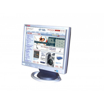 Monitor Compaq TFT 8030, 18 inch, 20 ms, 1280 x 1024, VGA, DVI, 16.7 milioane de culori, Grad A- Monitoare cu Pret Redus