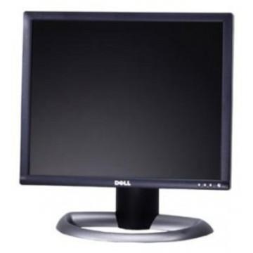 Monitor Dell 1703, 17 Inch LCD, 1280x1024, VGA, DVI, USB, Second Hand Monitoare Second Hand