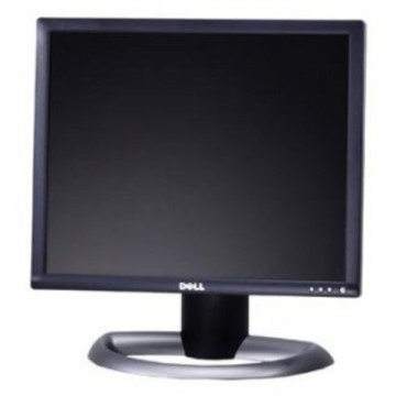 Monitor Dell 1703FP, 17 Inch LCD, 1280 x 1024, VGA, DVI, Second Hand Monitoare Second Hand