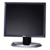 Monitor Dell 1703FP, 17 Inch, LCD TFT, 1280x1024, VGA, DVI, Second Hand Monitoare Second Hand