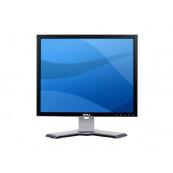 Monitor Dell 1907FPC, 1280 x 1024, 19 inci LCD, 8ms, VGA, DVI, USB Monitoare Second Hand