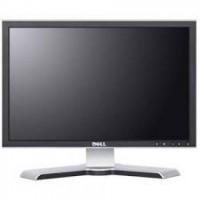 Monitor DELL 1908WF, 19 Inch LCD, 1440 x 900, VGA, DVI, 4 x USB, Grad A-