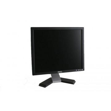 Monitor DELL E178FP, LCD, 17 inch, 1280 x 1024, VGA, Grad B, Fara Picior Monitoare cu Pret Redus