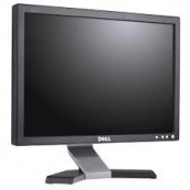 Monitor DELL E178WFP, 17 Inch LCD, 1440 x 900, VGA, Second Hand Monitoare Second Hand
