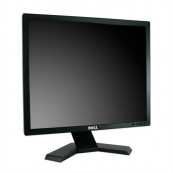 Monitor DELL E190SF, LCD, 19 inch, 5ms, 1280 x 1024, VGA, 16,7 milioane culori Monitoare Second Hand