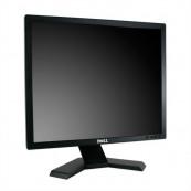 Monitor DELL E190SF, LCD, 19 inch, 5ms, 1280 x 1024, VGA, 16,7 milioane culori, Grad A-, Second Hand Monitoare cu Pret Redus