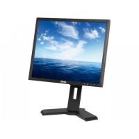 Monitor DELL P190ST LCD, 19 Inch, 1280 x 1024, VGA, DVI, USB, Grad B