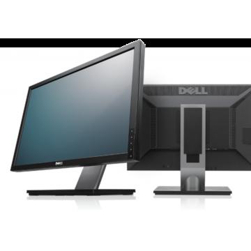 Monitor Dell P2210, LCD 22 inch Wide, 5ms, 1680 x 1050, VGA, DVI-D, DisplayPort, USB Monitoare Second Hand