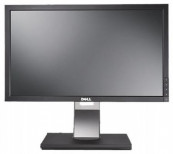 Monitor Dell P2210f, LCD 22 inch Wide, 5ms, 1680 x 1050, VGA, DVI-D, DisplayPort, USB, Grad A-