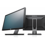 Monitor DELL P2210f, LCD 22 inch, 1680 x 1050, VGA, DVI-D, DisplayPort, USB Monitoare Second Hand