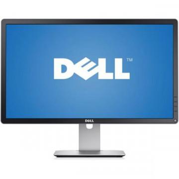 Monitor DELL P2421Hb, Panel IPS, 24 inch, 1920 x 1200, VGA, DVI, HDMI, Widescreen Monitoare Second Hand