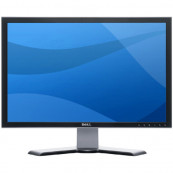 Monitor Dell UltraSharp 2407WFP 24 Inch, LCD, 1920 x 1200, 6 ms timp de raspuns, 16:10, Grad A-, Second Hand Monitoare cu Pret Redus