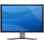 Monitor Dell UltraSharp 2407WFP, 24 Inch LCD, 1920 x 1200, VGA, DVI, Second Hand Monitoare Second Hand