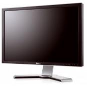 Monitor DELL UltraSharp 2408WFP, LCD, 24 inch, 1920 x 1200, VGA, 2 x DVI, 4 x USB, HDMI, Display Port, WIDESCREEN, Fara Picior, Grad B Monitoare cu Pret Redus