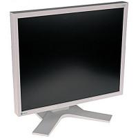 Monitor Eizo FlexScan L985EX, 21.3 Inch LCD, 1600 x 1200, VGA, DVI, Fara picior, Grad A-