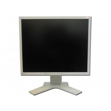 Monitor EIZO FlexScan S1921, 19 Inch LCD, 1280 x 1024, VGA, DVI Monitoare Second Hand