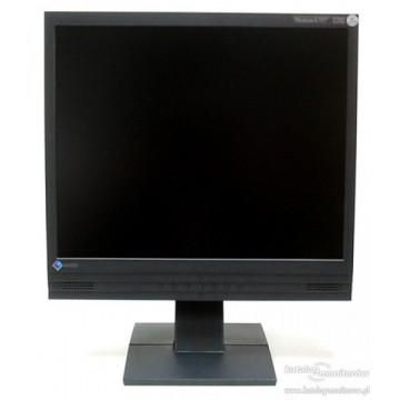 Monitor EIZO L557, LCD, 17 inch, 1280 x 1024, VGA, DVI, Grad B Monitoare cu Pret Redus