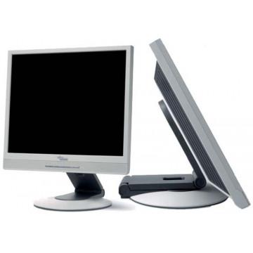 Monitor Fujitsu ScenicView P20-2, 20 Inch LCD, 1600 x 1200, DVI, VGA, Grad A- Monitoare cu Pret Redus
