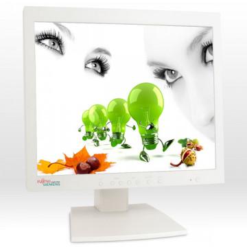 Monitor FUJITSU SIEMENS 462EFA, LCD, 18 inch, 1280 x 1024, 2 x VGA Monitoare Second Hand