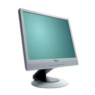 Monitor Fujitsu Siemens B17-2 LCD, 17 Inch, 1280 x 1024, DVI, VGA Monitoare Second Hand