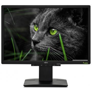 Monitor FUJITSU SIEMENS B22W-6, LED, 22 inch, 1680 x 1050, VGA, DVI, DisplayPort, USB, Widescreen Monitoare Second Hand
