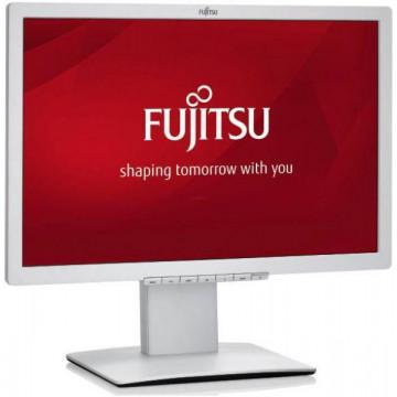 Monitor FUJITSU SIEMENS B22W-7, LED, 22 inch, 1680 x 1050, VGA, DVI, 4x USB, Widescreen, Grad A- Monitoare cu Pret Redus