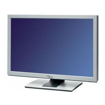 Monitor FUJITSU SIEMENS ScenicView P24W-3, LCD, 24 inch, 1920 x 1200, VGA, DVI, Widescreen Monitoare Second Hand