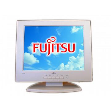 Monitor Fujitsu Simens x151f, 15 inci LCD, 1024 x 768 dpi Monitoare Second Hand