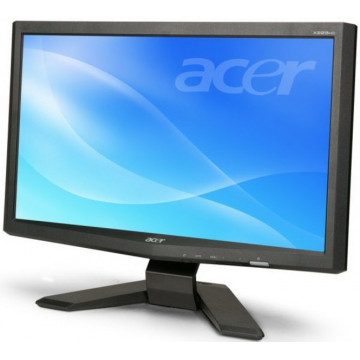 Monitor Full HD  Acer X223HQB, 21.5 inci LCD, VGA, DVI, 1920 x 1080 Monitoare Second Hand