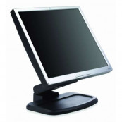 Monitor HP 1740 LCD, 17 Inch, 1280 x 1024, VGA, DVI, USB, Grad A-, Second Hand Monitoare Refurbished