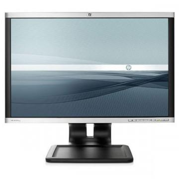Monitor HP Compaq LA1905wg, 19 inch Widescreen LCD, 1440 x 900, VGA, DVI + Boxa HP LCD Speaker Bar NQ576AT Monitoare Refurbished