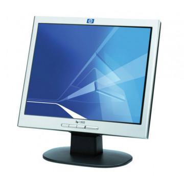 Monitor HP L1502, LCD, 15 inch, 1024 x 760, VGA, Grad B Monitoare cu Pret Redus