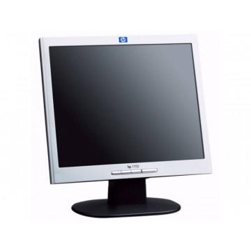 Monitor HP L1702, LCD, 17 inch, 1280 x 1024, VGA, Grad B, Fara Picior Monitoare cu Pret Redus