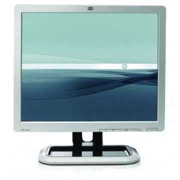 Monitor HP L1710, 17 Inch, LCD, 1280 x 1024, VGA Monitoare Refurbished