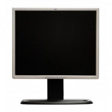 Monitor HP L1755, LCD, 17 inch, 1280 x 1024, VGA, DVI, Fara picior