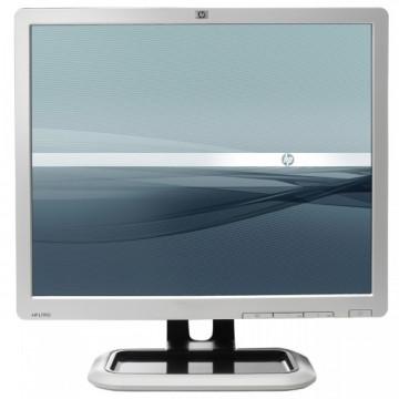 Monitor HP L1910, 19 Inch LCD, 1280 x 1024, VGA, Second Hand Monitoare Second Hand
