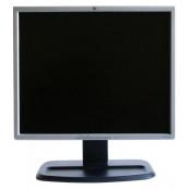 Monitor HP L1955, 19 Inch LCD, 1280 x 1024, VGA, DVI, Second Hand Monitoare Second Hand