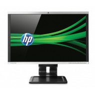 Monitor HP LA2405x, LCD 24 inch, 1920 x 1200, VGA, DVI, USB, Display port, Grad B