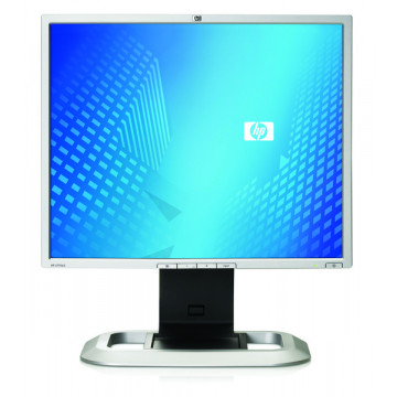 Monitor HP LP1965, 19 Inch LCD, 1280 x 1024, DVI, USB, Second Hand Monitoare Second Hand