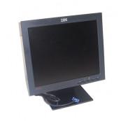 Monitor IBM 6734-HB0, 17 Inci LCD, 1280 x 1024, VGA, Second Hand Monitoare Second Hand