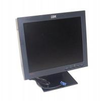 Monitor IBM 6734-HB0, 17 Inci LCD, 1280 x 1024, VGA