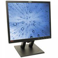 Monitor IBM L191P, 19 Inch LCD, 1280 x 1024, VGA, Fara picior